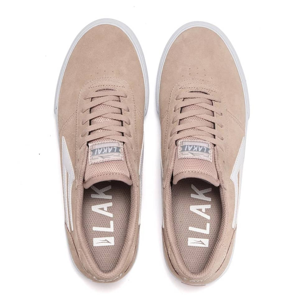 Lakai Manchester Suede Skate Shoes - Rose   Shoes by Lakai 3