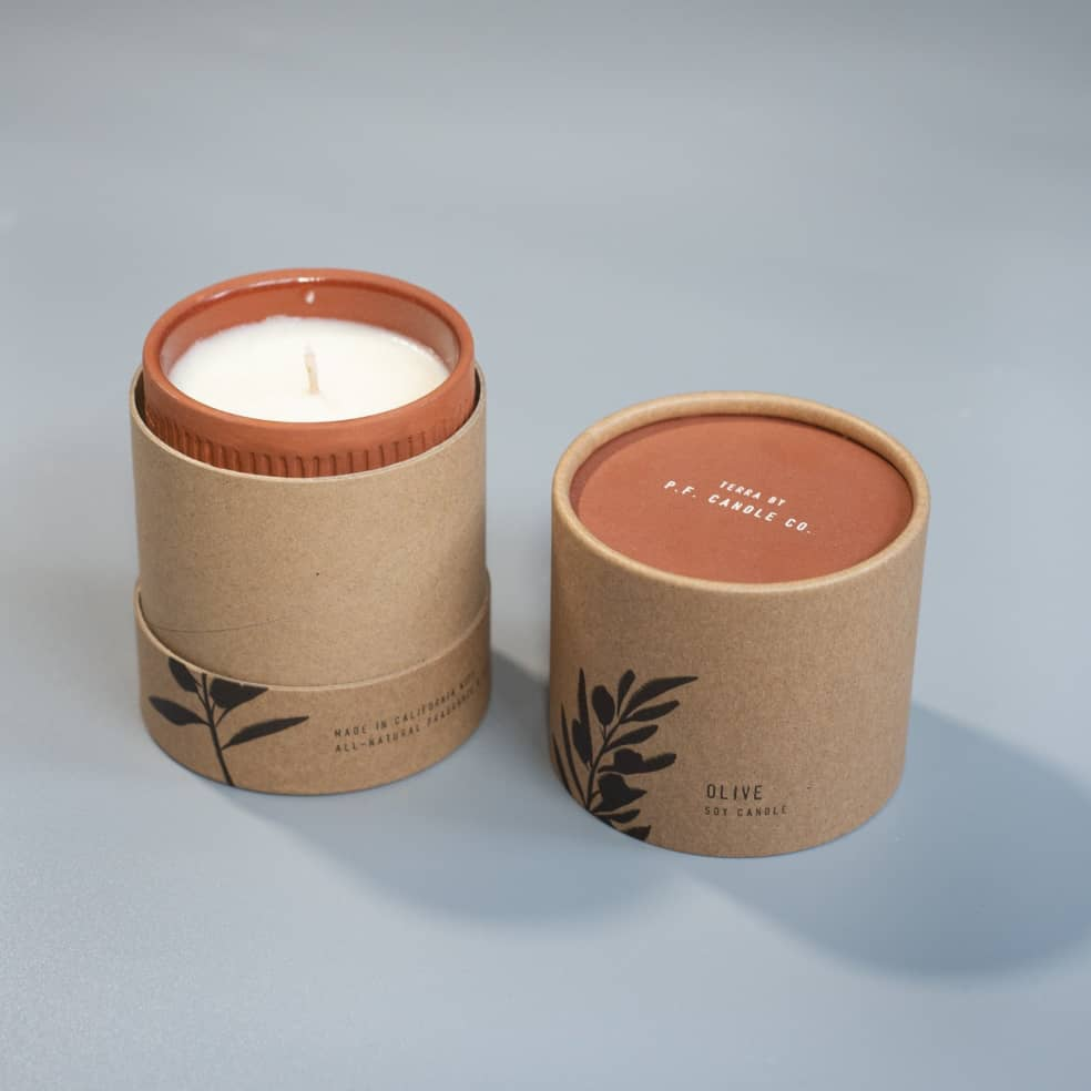 P.F candles - Terra candle 8oz   Giftables by P.F candles 3