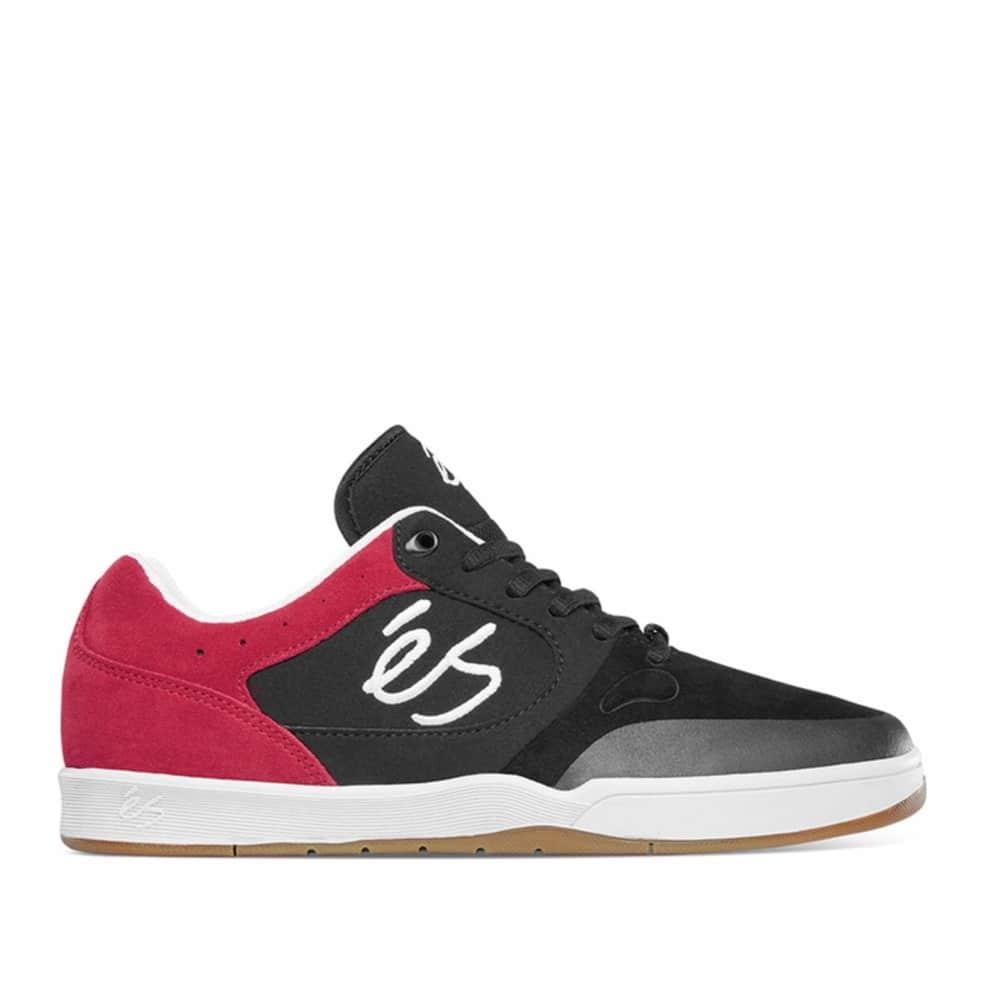 éS Swift 1.5 Skate Shoes - Black / Red | Shoes by éS Shoes 1