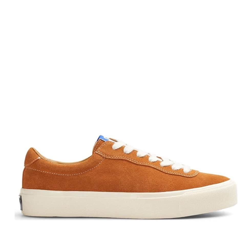 Last Resort VM001 Suede Lo Shoes - Cheddar / White   Shoes by Last Resort AB 1