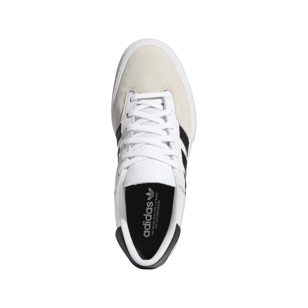 adidas Skateboarding Matchbreak Super Shoes - Ftwr White / Core Black / Clear Brown | Shoes by adidas Skateboarding 2