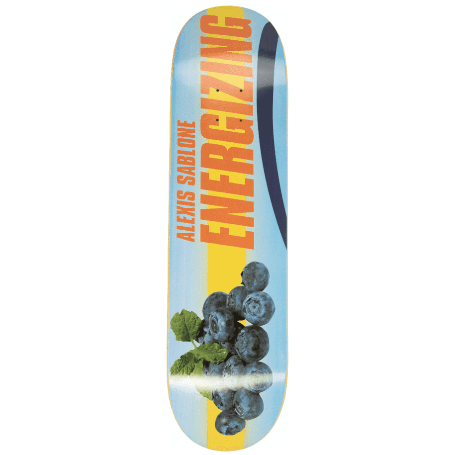 "Alltimers Energizing Alexis Skateboard Deck - 8.25"" | Deck by Alltimers 1"