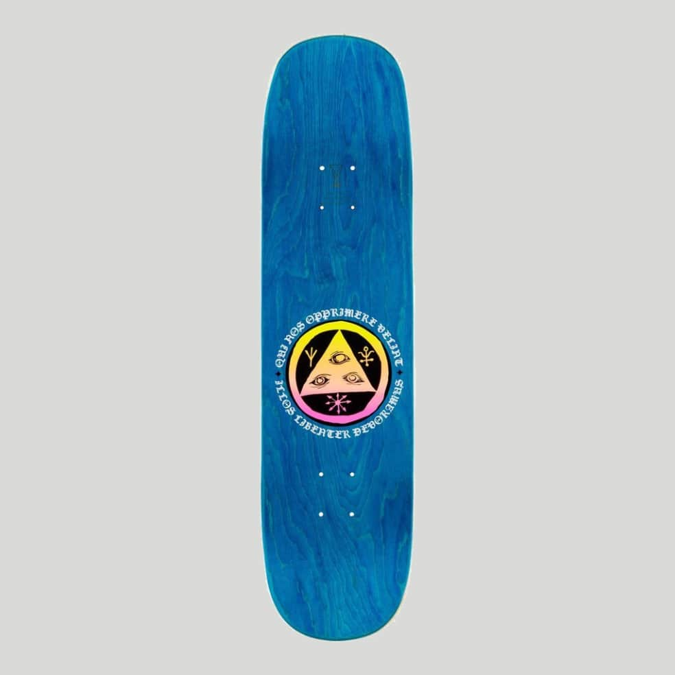 """Welcome Skateboards Seahorse 2 on Amulet Skateboard Deck 8.125""""   Deck by Welcome Skateboards 2"""