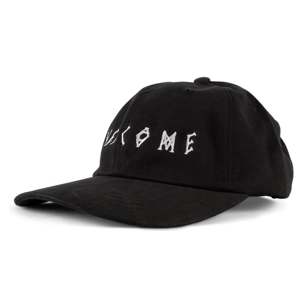 Welcome Scrawled Peached Dad Hat | Baseball Cap by Welcome Skateboards 1