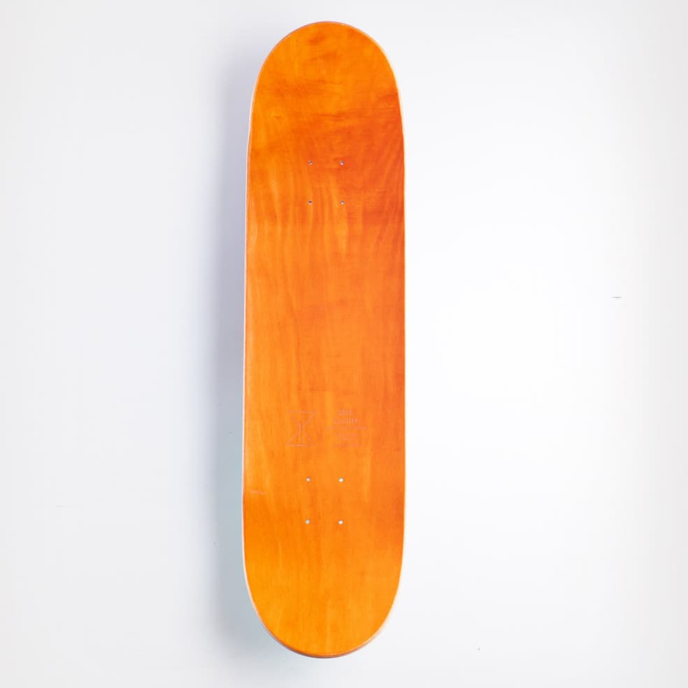 """Sour - 8.25"""" Barney - Daddy Cool   Deck by Sour Skateboards 2"""