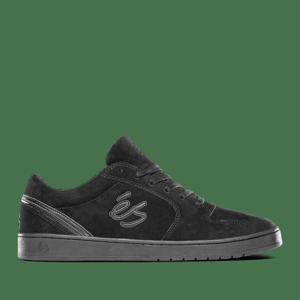 éS EOS Skate Shoes - Black / Black | Shoes by éS Shoes 1