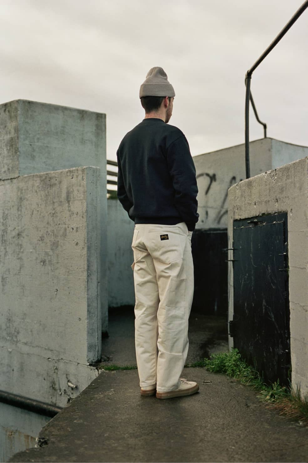 Original Painter Pant Natural Drill | Trousers by Stan Ray 2