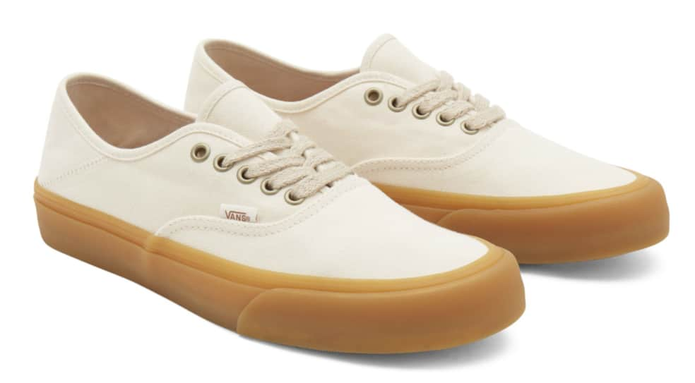 Vans Eco Theory Authentic SF Shoes - Natural / Double Light Gum | Shoes by Vans 2