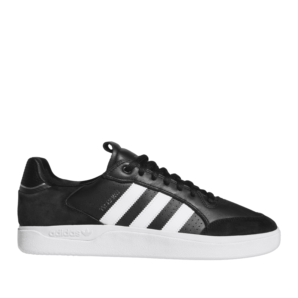 adidas Skateboarding Tyshawn Low Shoes - Core Black / Ftwr White / Gold Met | Shoes by adidas Skateboarding 1