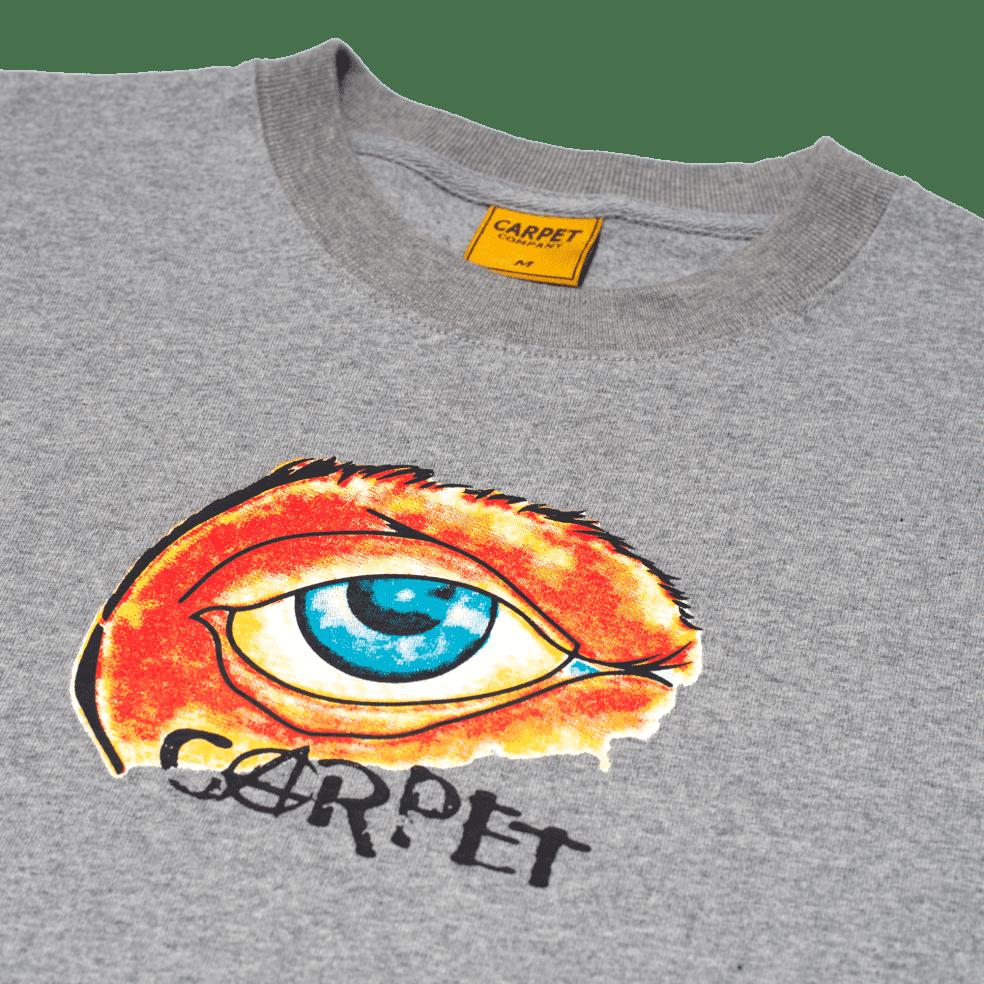 Carpet Brawl T-Shirt - Grey | T-Shirt by Carpet Company 2