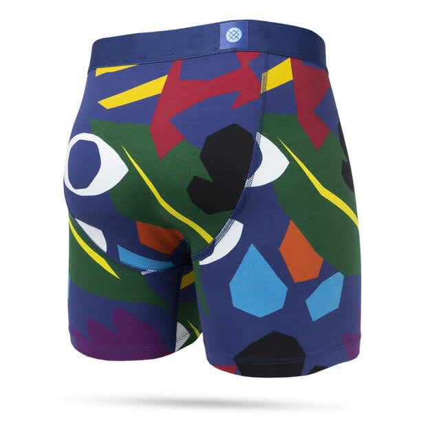 Stance Four Eyes Wholester Boxer Brief   Underwear by Stance Socks 2