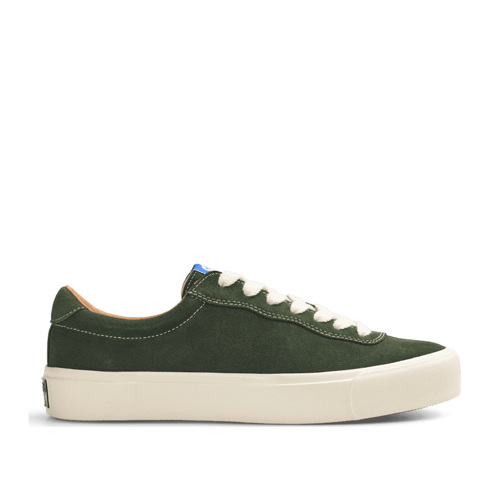 Last Resort AB VM001 Suede Lo Skate Shoes - Olive / White   Shoes by Last Resort AB 1