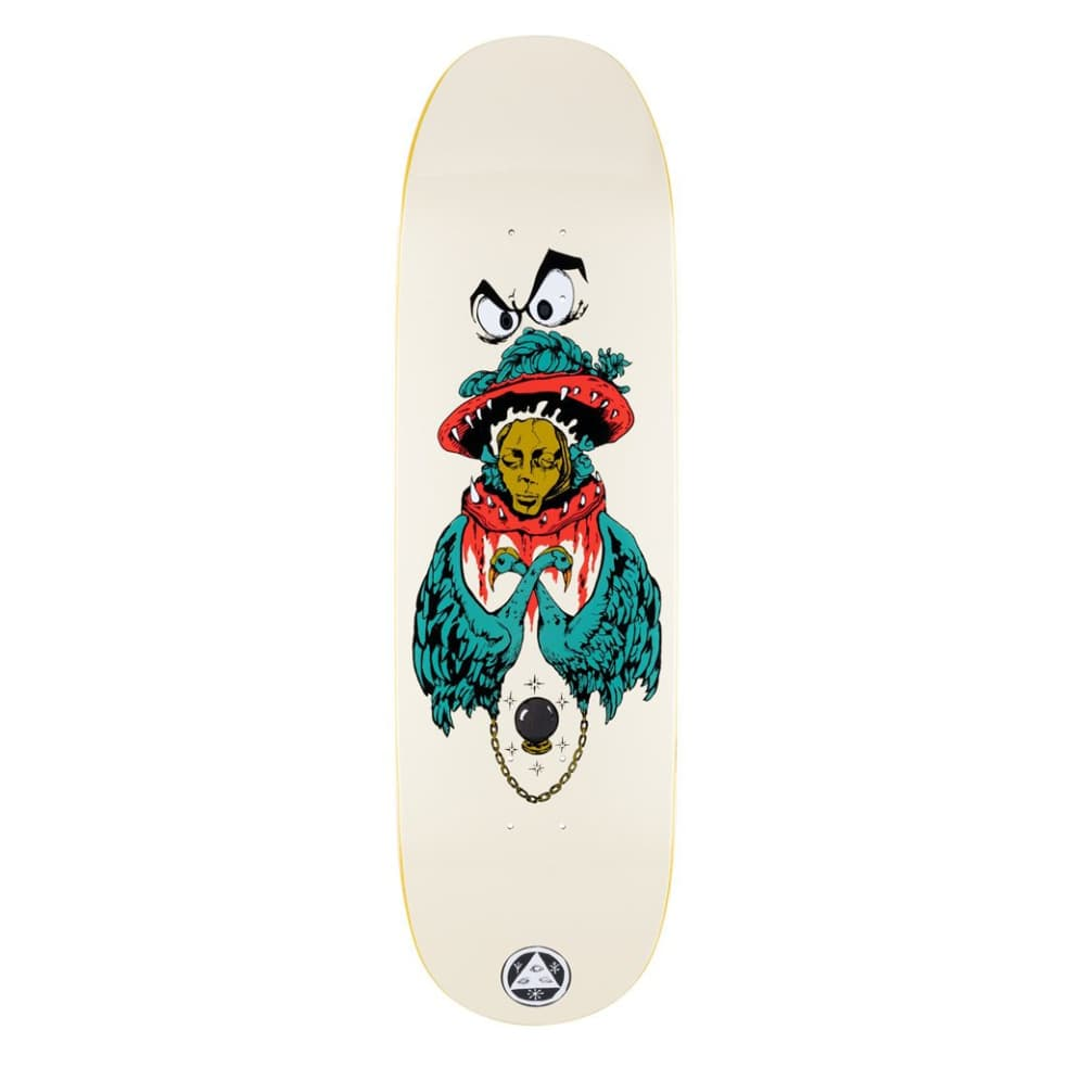 Victim of Time on Baculus 2 - Bone - 9 | Deck by Welcome Skateboards 1
