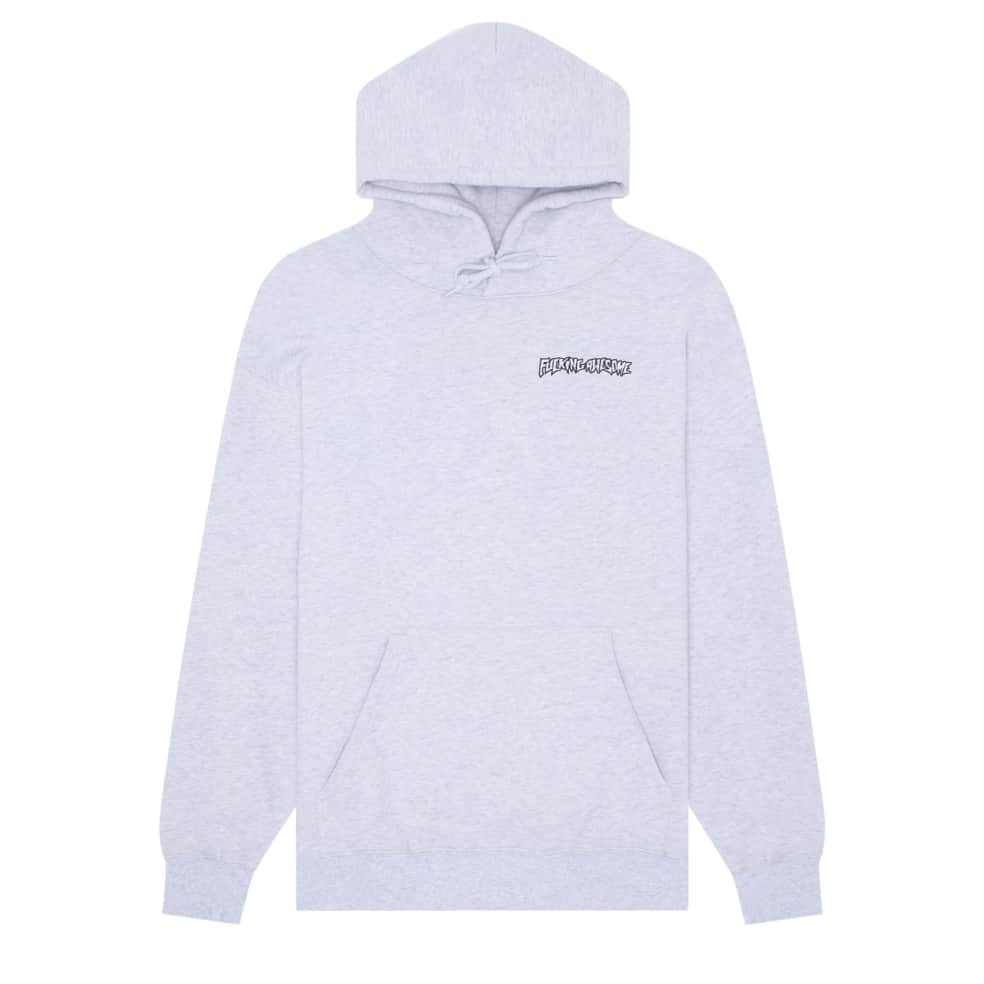 Fucking Awesome Frogman 2 Hoodie - Heather Grey | Hoodie by Fucking Awesome 2