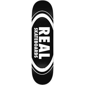Real Team Classic Oval   Deck by Real Skateboards 2