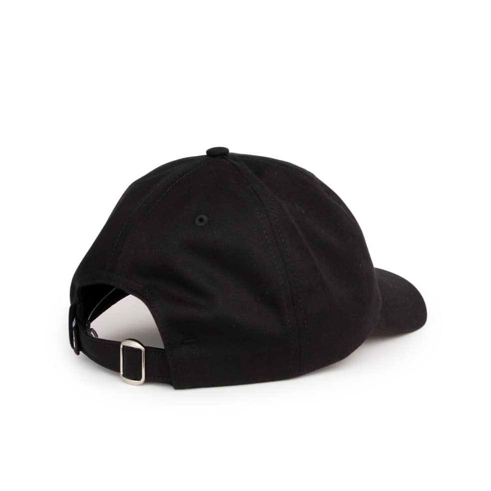 Rave Research Facility Cap - Black | Baseball Cap by Rave Skateboards 2