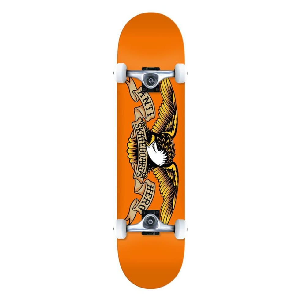 Classic Eagle Complete Med - 7.75 | Complete Skateboard by Antihero Skateboards 1