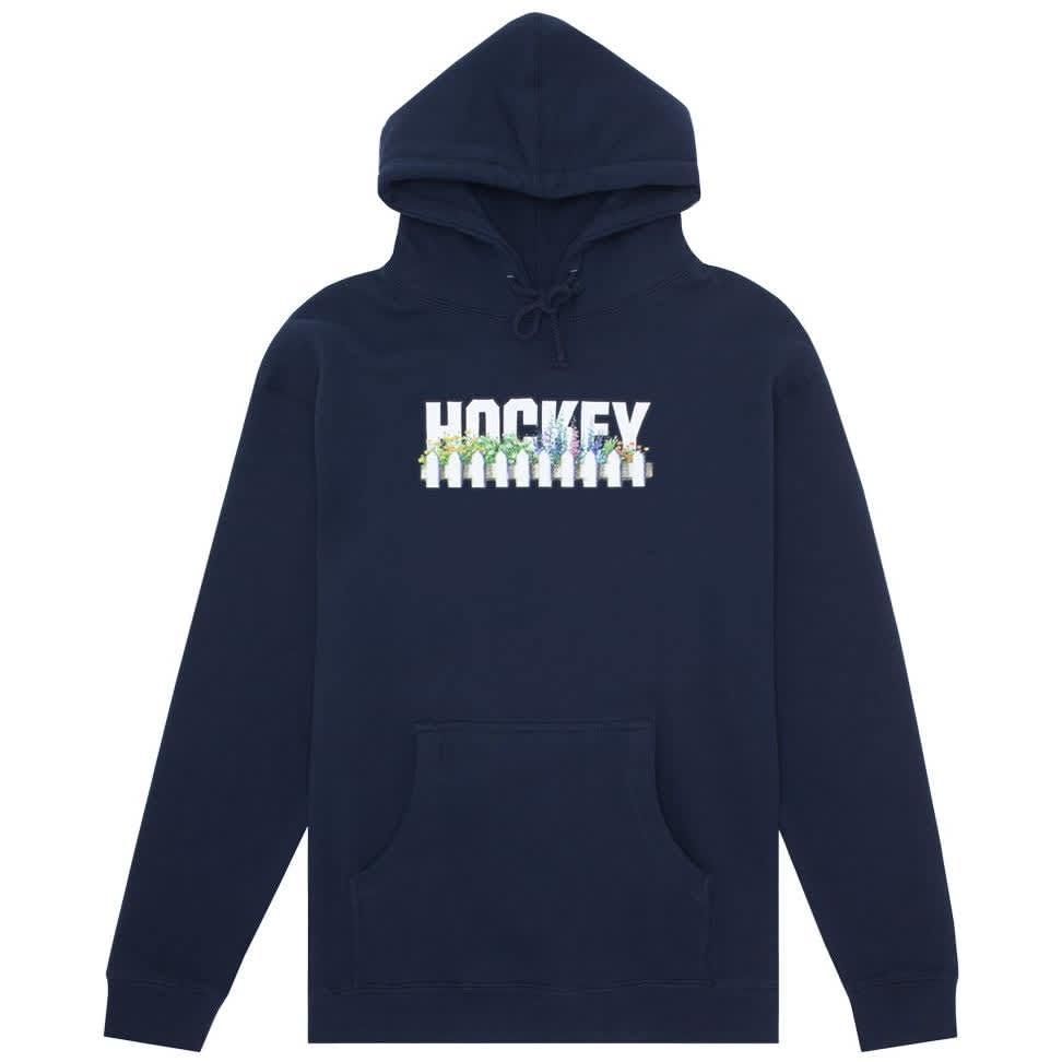 Hockey Neighbor Hoodie - Slate Blue | Hoodie by Hockey Skateboards 1