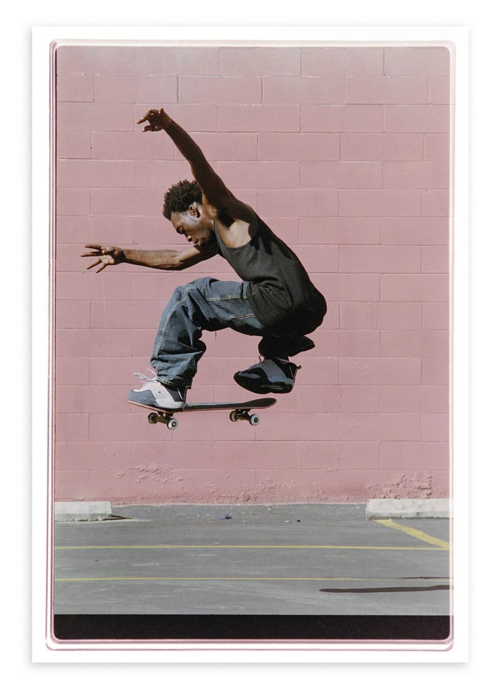 Stevie Williams, Los Angeles, 2000   Photograph by Mike Blabac 1