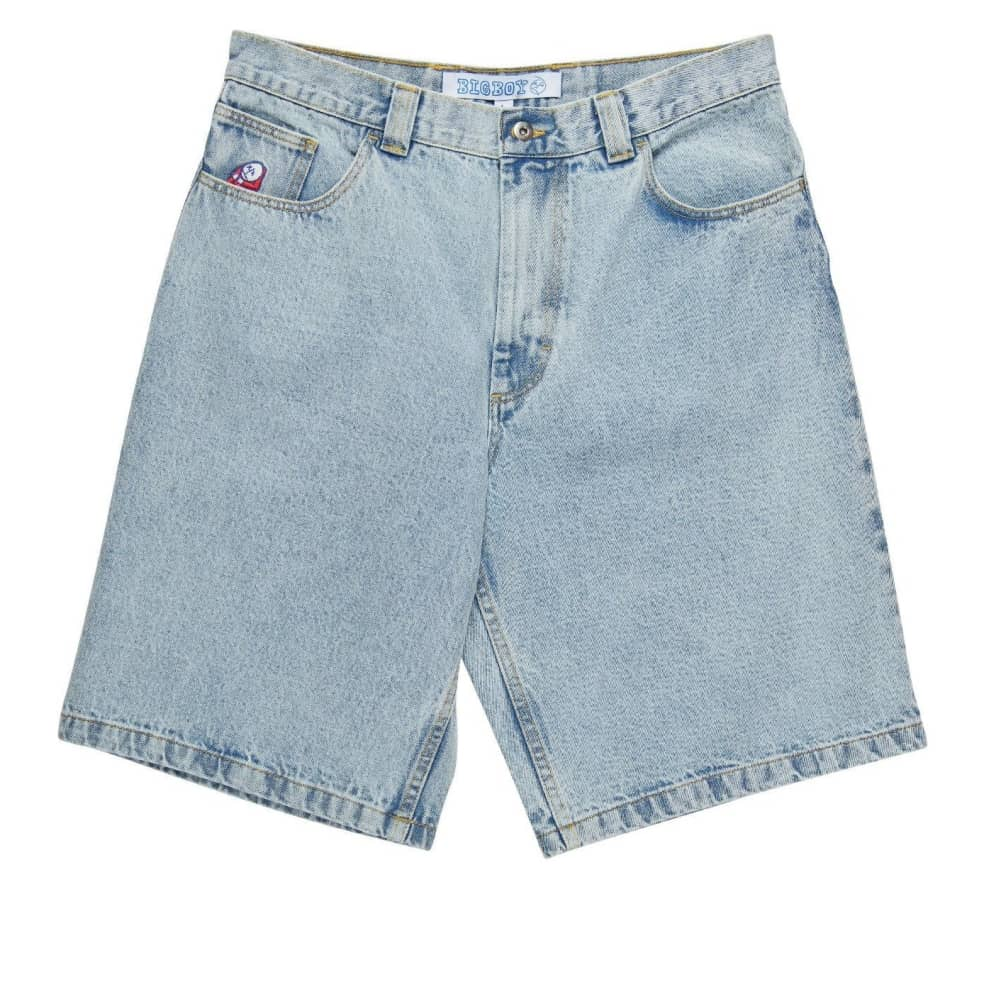 Polar Skate Co Big Boy Shorts - Light Blue | Shorts by Polar Skate Co 1