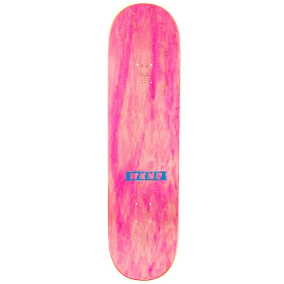"WKND Skippin Karsten Kleppan Skateboard Deck - 8.375"" | Deck by WKND 3"