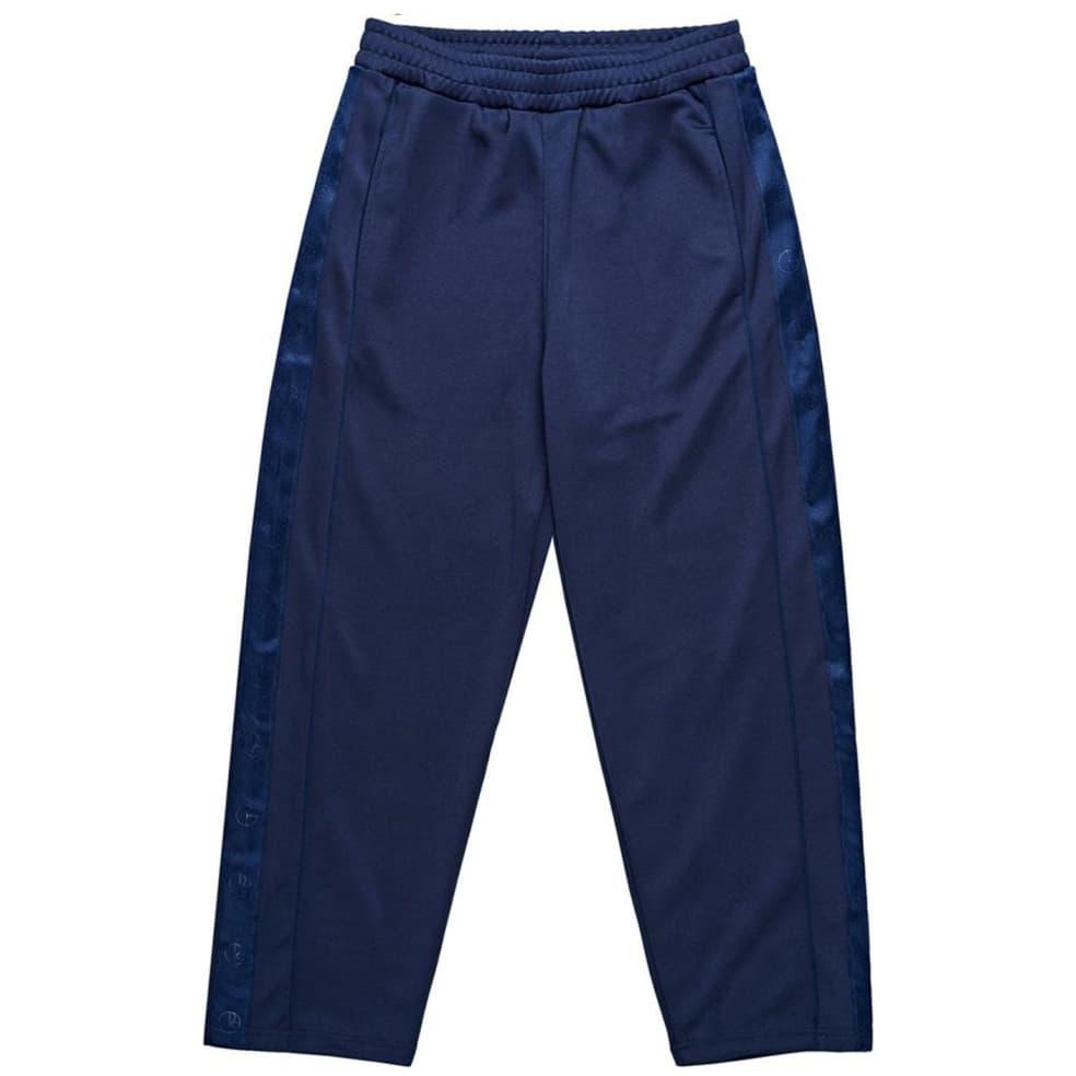 Polar Skate Co Tape Track Pants - Navy   Trousers by Polar Skate Co 1