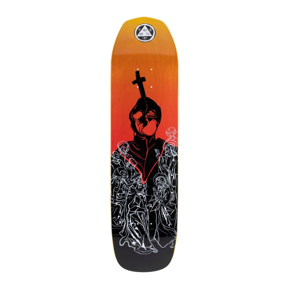 """Welcome American Idolatry on Vimana Deck 8.25"""" 