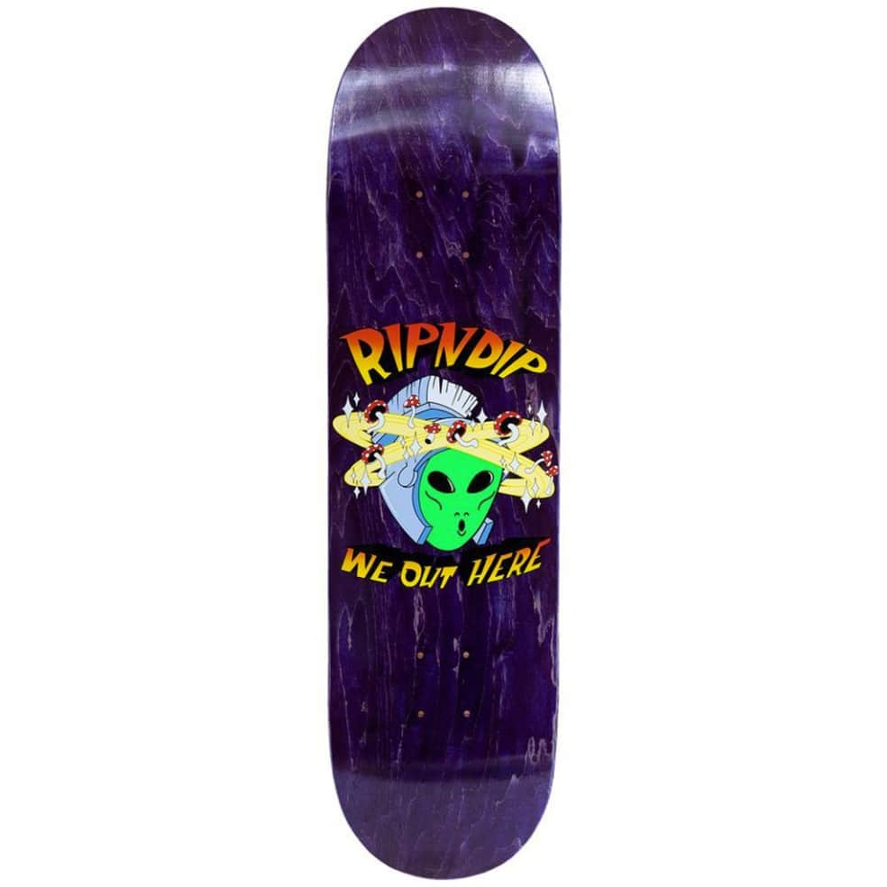 Rip N Dip - Out Of This World - Skateboard Deck - 8.0'' | Deck by Ripndip 1