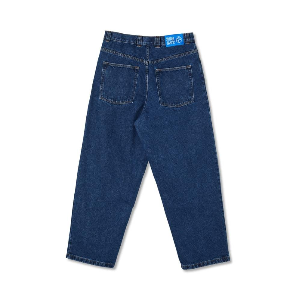 Polar Skate Co Big Boy Jeans - Dark Blue   Jeans by Polar Skate Co 3