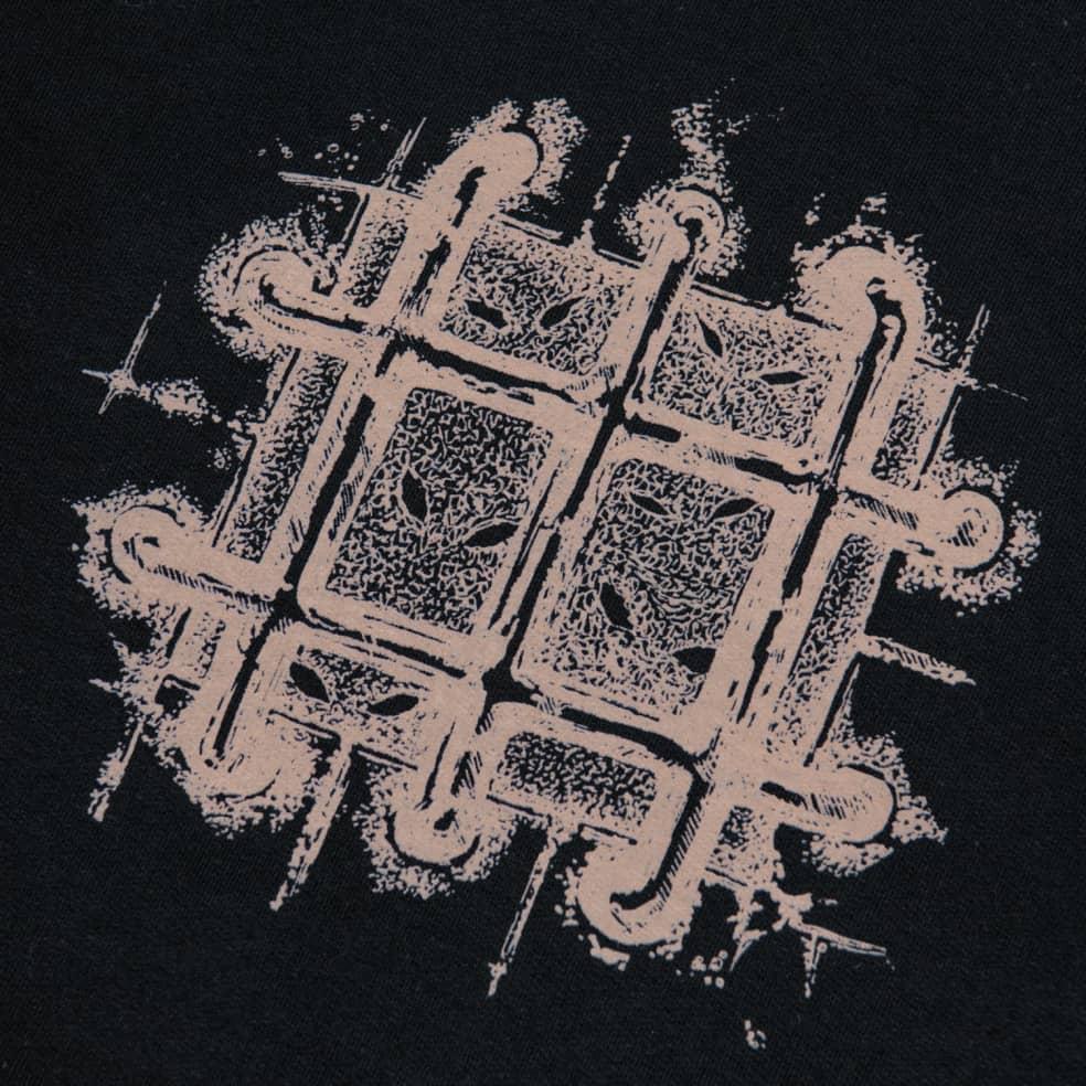 WKND Grate Crewneck - Black | Sweatshirt by WKND 2