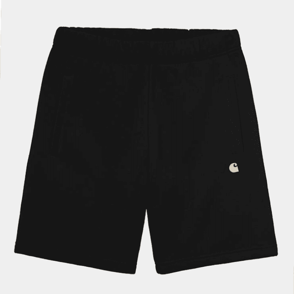 Carhartt WIP - Chase Short - Black/Gold | Shorts by Carhartt WIP 1