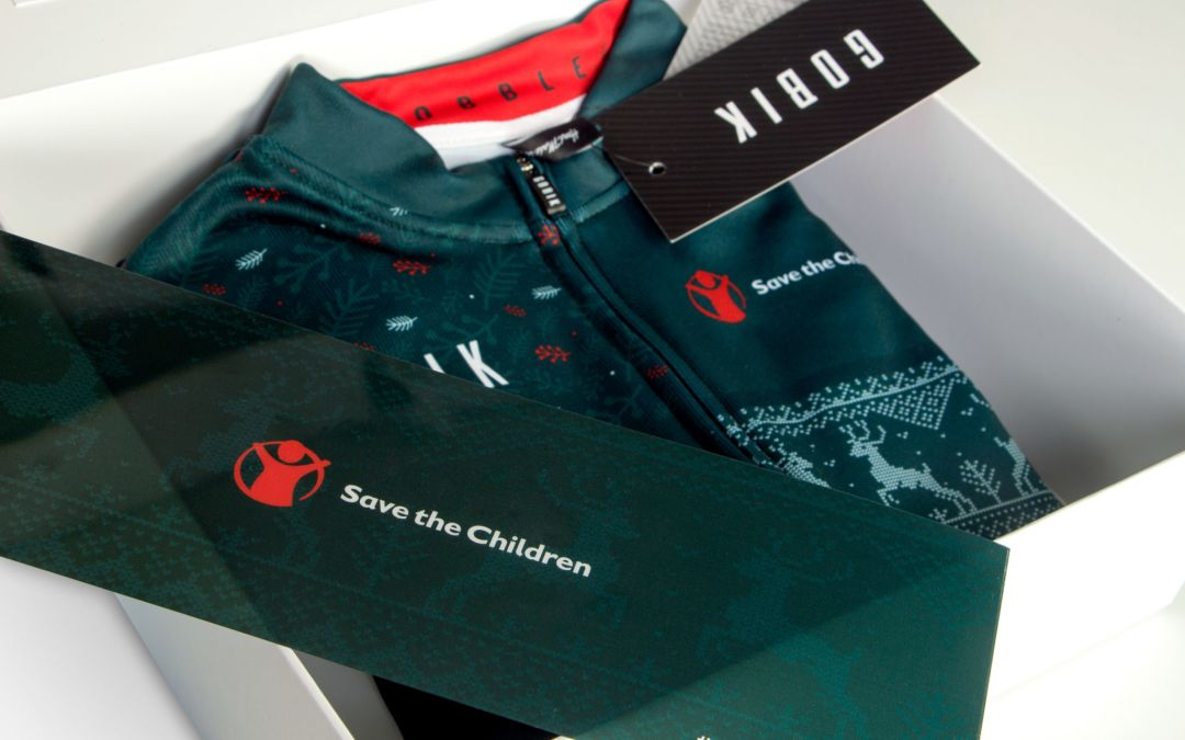 Gobik para Save the children
