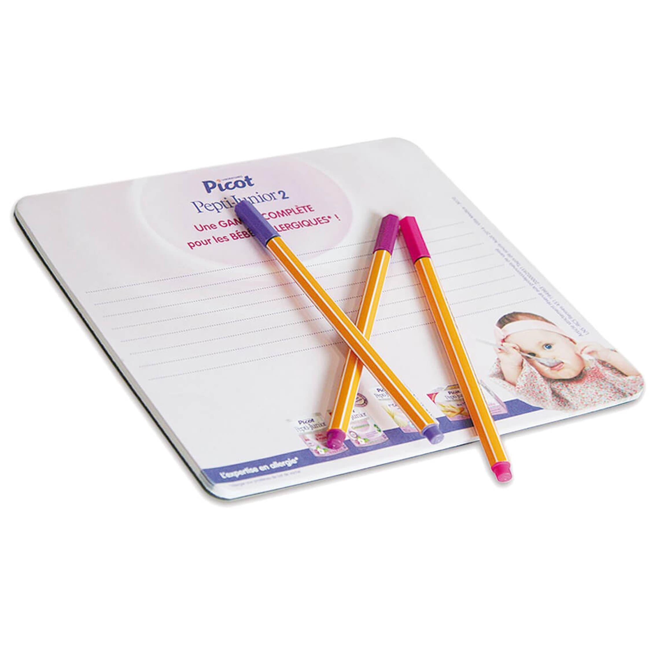 Alfombrillas de ratón para merchan Notes
