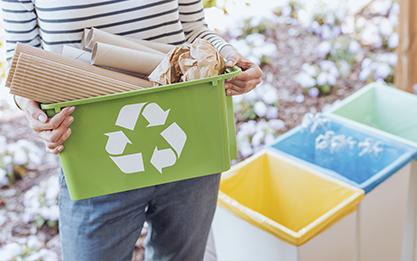 Economía circular del packaging