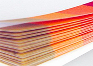Imán publicitario con bloc de papel