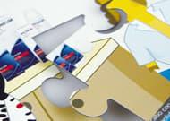Puzzles magnéticos para merchandising