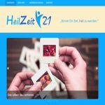 Screenshot HeilZeit21.com