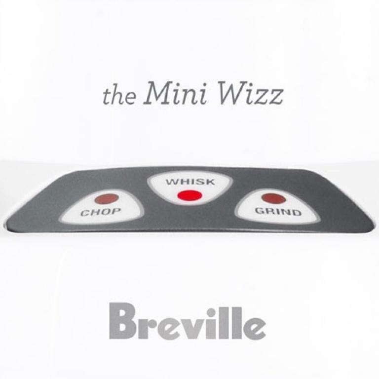 Breville mini wizz speed settings