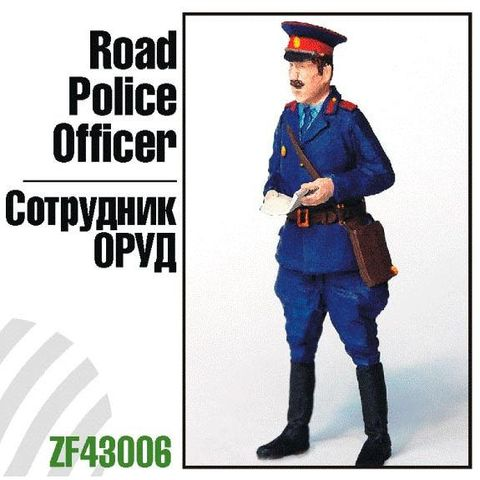 Road Police Officer