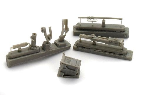 Browning 12,7мм M2 c люлюкой V23, 1 шт