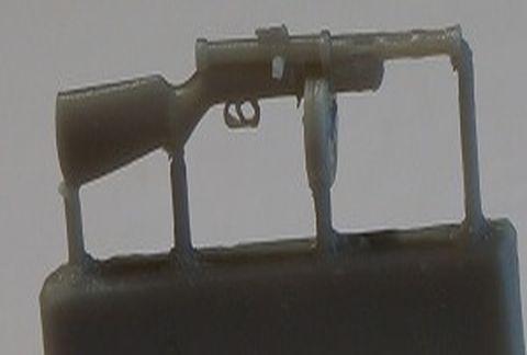 Пистолет-пулемёт ППД-40, 6шт