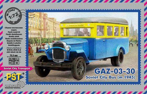 Автобус ГАЗ-03-30 (1945)