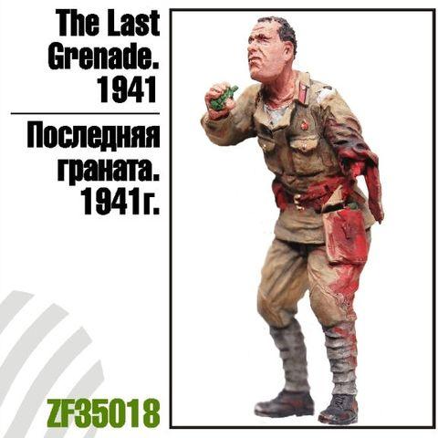 The Last Grenade, 1941