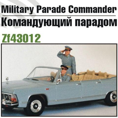 Military Parade Commander
