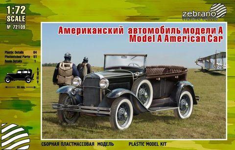 Американский автомобиль модели А