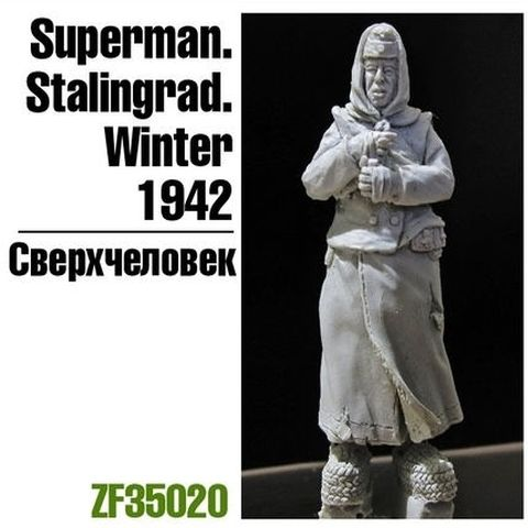 Superman.Stalingrad.Winter, 1942