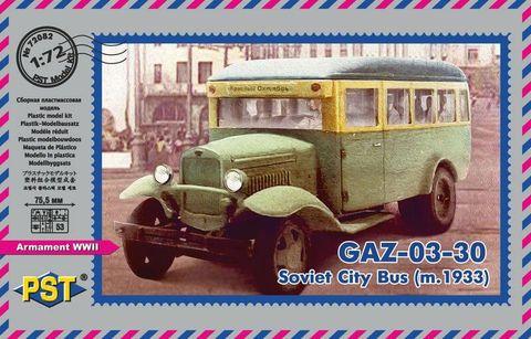 Автобус ГАЗ-03-30 (1933)