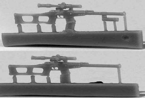 """Снайперская винтовка ВСС """"Винторез"""", 6шт"""