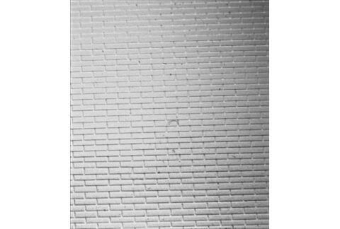 Фактура кирпичной кладки (белая) 10х15 см