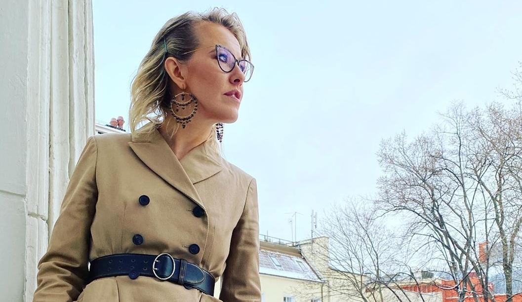 Собчак назвала Боню «тупой блогершей»